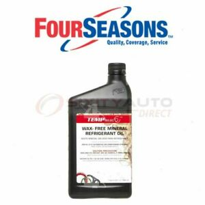 Four Seasons Refrigerant Oil for 1985 1989 Dodge Lancer Accessories Fluids zx $25.74
