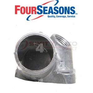 Four Seasons Engine Coolant Water Outlet For 1982 1987 Chevrolet Camaro Ma