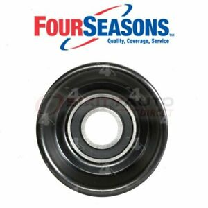 Four Seasons Drive Belt Idler Pulley For 1996 2003 Ford Mustang Engine Gk