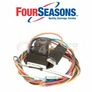 Four Seasons Engine Cooling Fan Controller For 1961 2006 Ford Econoline Sa