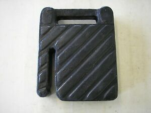 Aftermarket 25 Lb Suitcase Weight Skid Loader Garden Compact Tractor