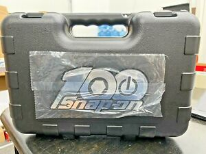 Snap on Tools Usa New 100th Anniversary Storage Tool Case Only Ss203504 Pb202bx