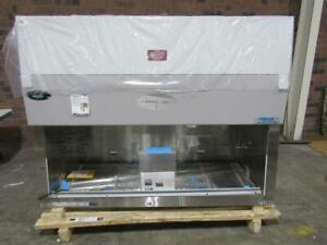 Nuaire 6 Ft Class Ii Type A2 Benchtop Biological Safety Cabinet Nu 540 600