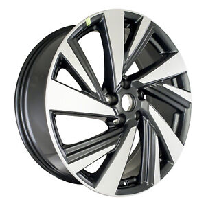 62707 New Compatible Aluminum Wheel 20x7 5 Fits 2015 2018 Nissan Murano