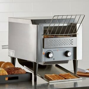 Conveyor Toaster Commercial Restaurant 3 Inch 120v Oven Electric Home Nsf 10