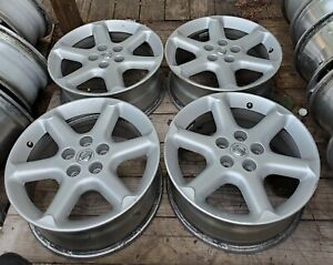 2000 2009 Nissan Maxima Altima Set Of 4 Used Oem Wheels 17x7 Factory Rims