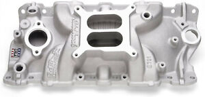 Edelbrock Performer 2701 High Rise Intake For Sbc