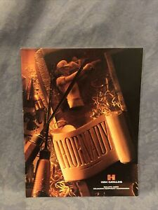 Hornady Bullets Ammo Reloading Equipment Accessories 1994 Catalog $10.00