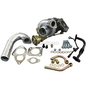 Td05 Big 20g Turbo Charger 1g J Pipe For 89 99 Eclipse 4g63 4g63t Dsm Evo