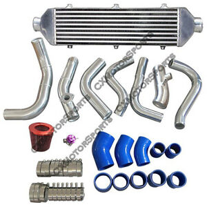 Cxracing Intercooler Kit 3 Air Intake Pipe For 03 Mazdaspeed Protege 2nd Gen