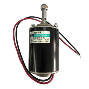 12v 30w High Speed Reversible Cw ccw Permanent Magnet Dc Motor For Diy Generator