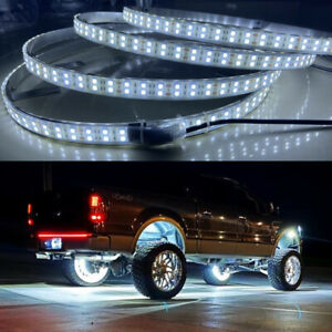 Sanduo 4x Double Row 17 5 Pure Cold warm White Solid Color Switch Wheel Lights