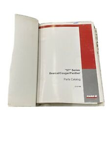 Case Ih st Series Parts Manual