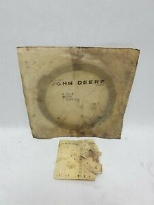Genuine John Deere R Tractor Left Crankshaft Main Thrust Bearing R351r