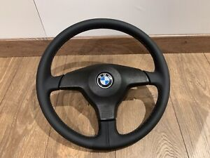 Bmw E36 E34 E31 Z3 M3 Sport Steering Wheel With New Leather