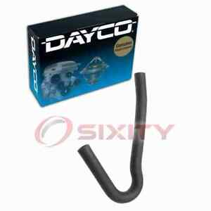 Dayco Upper Radiator Hose For 1982 Chevrolet Cavalier Engine Coolant Kj