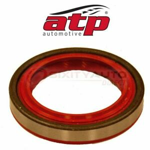 Atp Transmission Oil Pump Seal For 1989 1997 Geo Metro Automatic Gaskets Eq