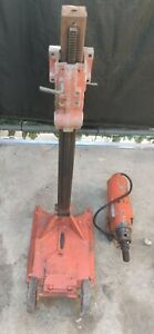 Milwaukee Core Drill Dymodril And Stand Missing Hardware