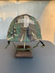 Named US Combat Medic Helmet Complete and in Excellent Condition $79.99