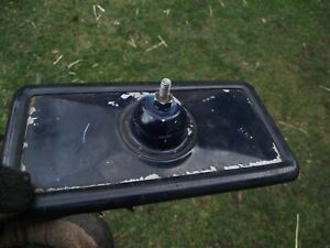 Vintage S m Lamp Co 908 Side Mirror Truck Auto Car Unknown Ford Dodge Chevy Jeep