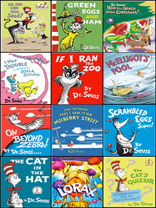 The Best of Dr. Seuss CD ROM $16.99