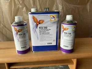 Glasurit 923 240 Low Voc Rapid Repair Clear