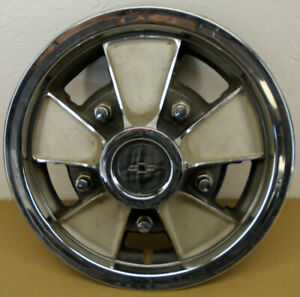 Used Original 1967 1970 Chevy Chevelle Impala Convertible Mag Wheel Hubcap 14
