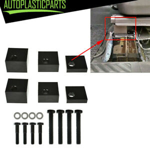 Front Driver Seat Spacer Lift Kit For Chevy Silverado For Gmc Sierra 1500 Trucks