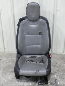 2010 2015 Chevrolet Camaro Ss Gray Leather Passenger Side Seat Used Gm Core