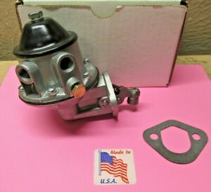 1934 1946 Ford V 8 80 90 100 Hp Single Action Fuel Pump For Today s Fuels 591