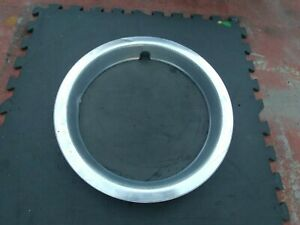 13 Used Aluminum Trim Ring 1 1980 s Fits Many Years And Models Free Shipping