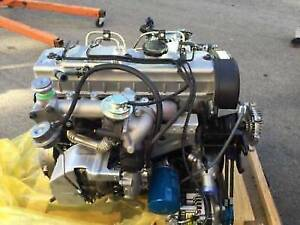 Mitsubishi 4d55 Or 4d56 Turbo Diesel Engine Brand New