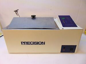 Precision Reciprocal Shaking Water Bath Cat No 51221080 With Lid S5657
