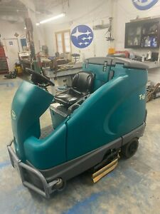 Tennant T16 Battery Ride on Floor Scrubber Only 326 Hrs Refurbished