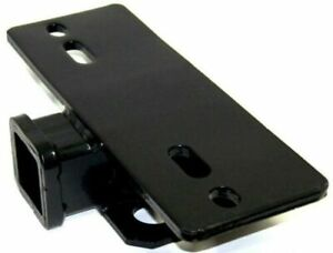 Step Hitch Bumper Mount 2 Receiver 5000 Lb Load Capacity Trailer Truck Rv