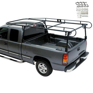 Truck Pick Up Ladder Lumber Rack Utility 1000 Lbs Full Size Fit For Dodge Dakota