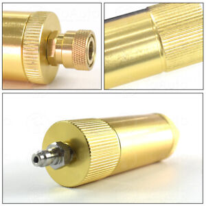 30mpa 4500psi High Pressure Pump Air Filter Compressor Oil water Separator Short