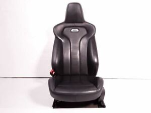 15 19 Bmw M4 F82 Front Driver Left Bucket Seat