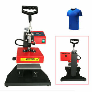 Heat Press Machine Printing Heat Transfer Equipment Printer Suitable For T shirt