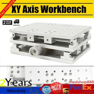 2 Axis Xy Laser Marking Machine Workbench Positioning Moving Platform Work Table