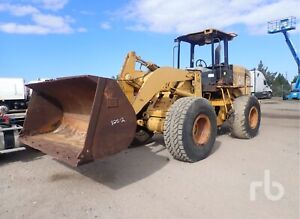 2005 Caterpillar 928gz Wheel Loader Part