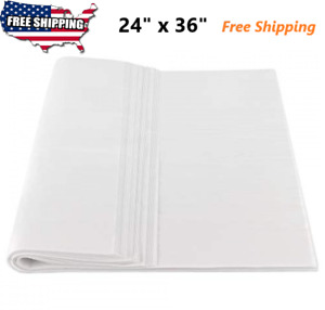 960 White Tissue Paper Gift Wrapping 24 X 36 Packing Wrapping Cushioning Void