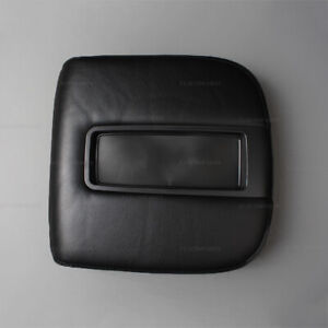 Front Center Console Lid Armrest Black Fit For Gmc Yukon 2007 2014 Chevy Tahoe