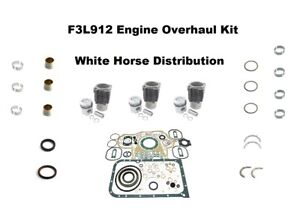Engine Overhaul Kit Std Fits Deutz L781 Skid Loader