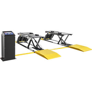 Bendpak 5175133 Low rise Scissor Lift 9 000 Lbs Open Center