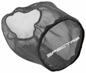 Spectre 8131dk Black Cold Air Intake Filter Wrap Cover