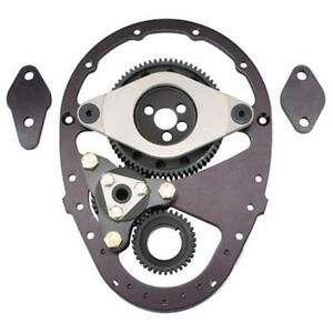 Shaver Wesmar Small Block Chevy Gear Drive Standard Cam Height