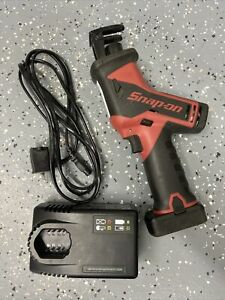 Snap On Ctrs761 14 4 V Lithium Reciprocating Saw Set