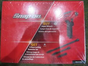 Snap On Mg325 With 3 Piece Locking Extension Set Brand New