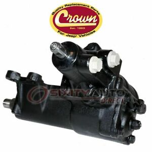 Crown Automotive 68052897ac Steering Gear Box For Related Components Nd